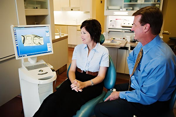 cerec one visit crowns inlays and onlays